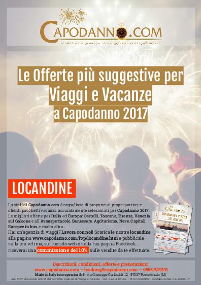 SPECIALE CAPODANNO.COM - locandine