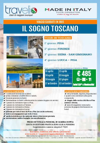 la locandina di: Il Sogno Toscano